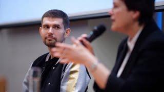 Ирина Прохорова vs. Noize MC в проекте Диалоги (22.04.2017)