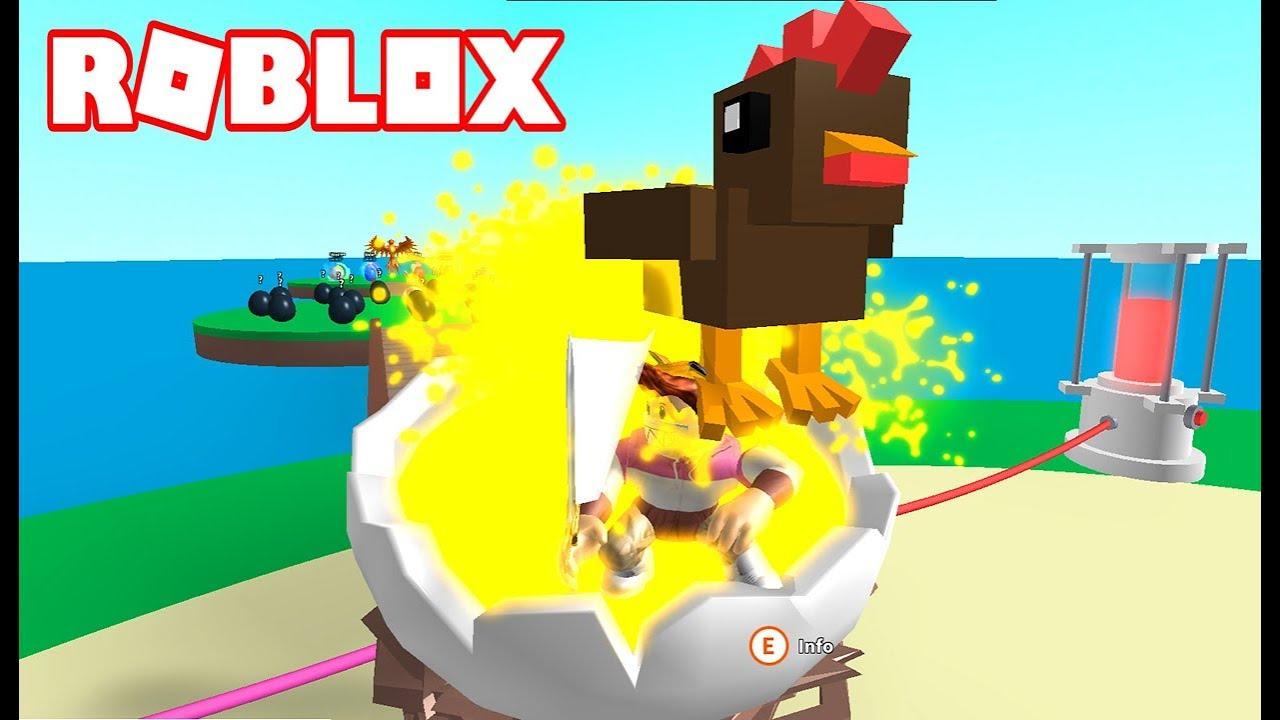 Youtube Roblox Egg Farm Simulator - Este Juego De Pollos Es Adictivo Roblox Egg Farm Simulator En Español