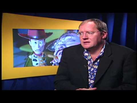 Toy Story 2: John Lasseter Interview Part 1 of 2
