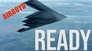 B-2 Spirit Pump Up Video - Whiteman Air Force Base