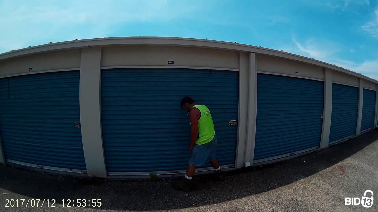 Cherokee Self Storage Milford - Unit C63 & Cherokee Self Storage Milford - Unit C63 - YouTube