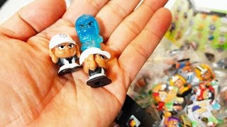 2013 TEENYMATES Series 2 blind bag unboxing video!!! feat. SPECIAL CHASE FIGURES!