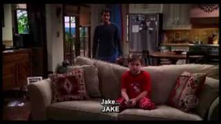 Two and A Half Men - best 5 moments Jake