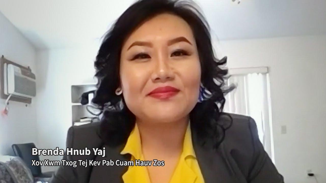 VXov Xwm Txog Tej Kev Pab Cuam Hauv Zos (Updates on City Services in Madison), Brenda Hnub Yaj