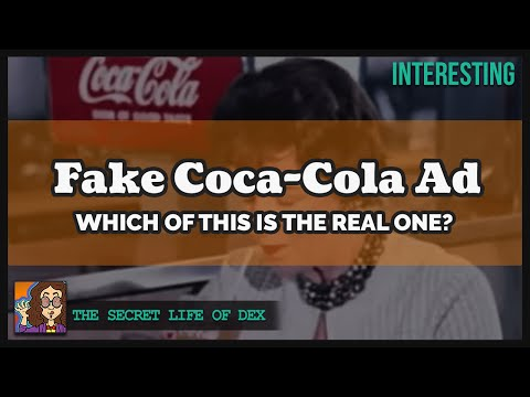 Coca Cola's Obesity Ads – The Real vs Fake TVC | The Neo