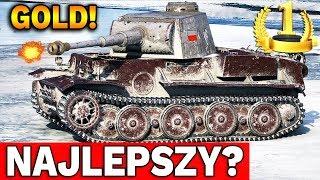 NIEMIECKI CZOŁG NAJLEPSZY? - World of Tanks