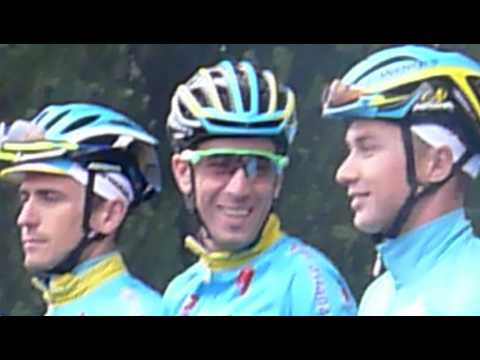 tour of Almaty 2015 Astana pro team