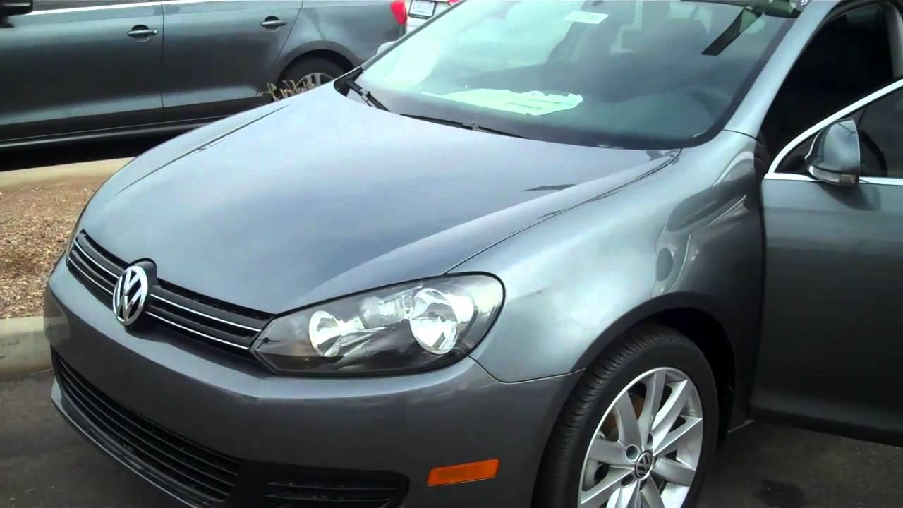 Larry Miller Volkswagen >> 2013 Volkswagen Jetta Sportwagen 2.5 SE with sunroof Avondale, AZ - YouTube