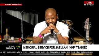 vuclip Cassper Nyovest pays tribute to HHP