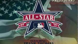 (PSX) All-Star Baseball 97 Featuring Frank Thomas (USA) (Intro)
