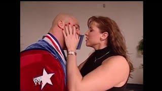 vuclip Stephanie MacMahon and Kurt angle sex backstage  WWE sex