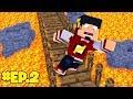 Minecraft: O CHÃO É LAVA - HARDCORE Ep.2 ‹ EduKof Games ›