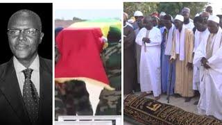 Enterrement : le corps de Ousmane Tanor Dieng accompagné par des zikr
