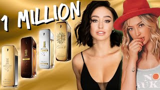Which 1 Million Do Women Prefer? Lucky, Prive, Parfum, EDT By Paco Rabanne