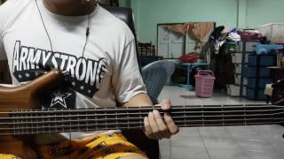พยายามกี่ครั้งก็ตามแต่ - Hangman [Bass Cover]