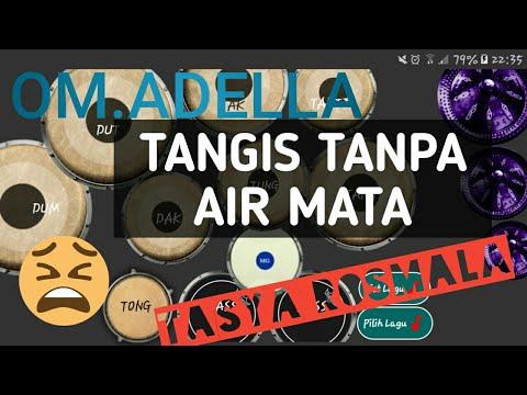 TANGIS TANPA AIR MATA|TASYA ROSMALA|OM ADELLA