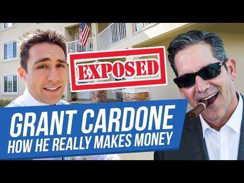 Grant Cardone & Cardone Capital Exposed
