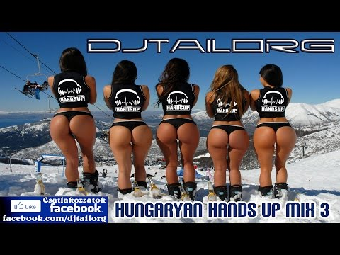 ♪ ▀█▀ DJ TG - Magyar Retro Hands Up MIX 3  ♪