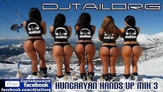 ♪ ▀█▀ DJ TG - Magyar Retro Hands Up MIX 3  ♪