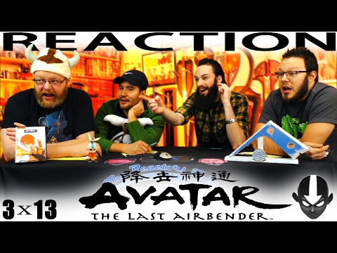 Avatar: The Last Airbender 3x13 REACTION!!
