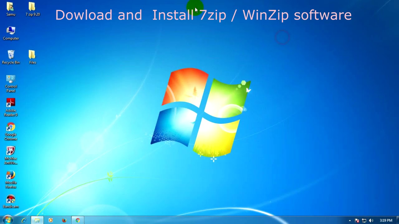 HOW TO OPEN HOW TO OPEN EXTRACT UNZIP TGZ AND TAR FILES IN SIMPLE WAY