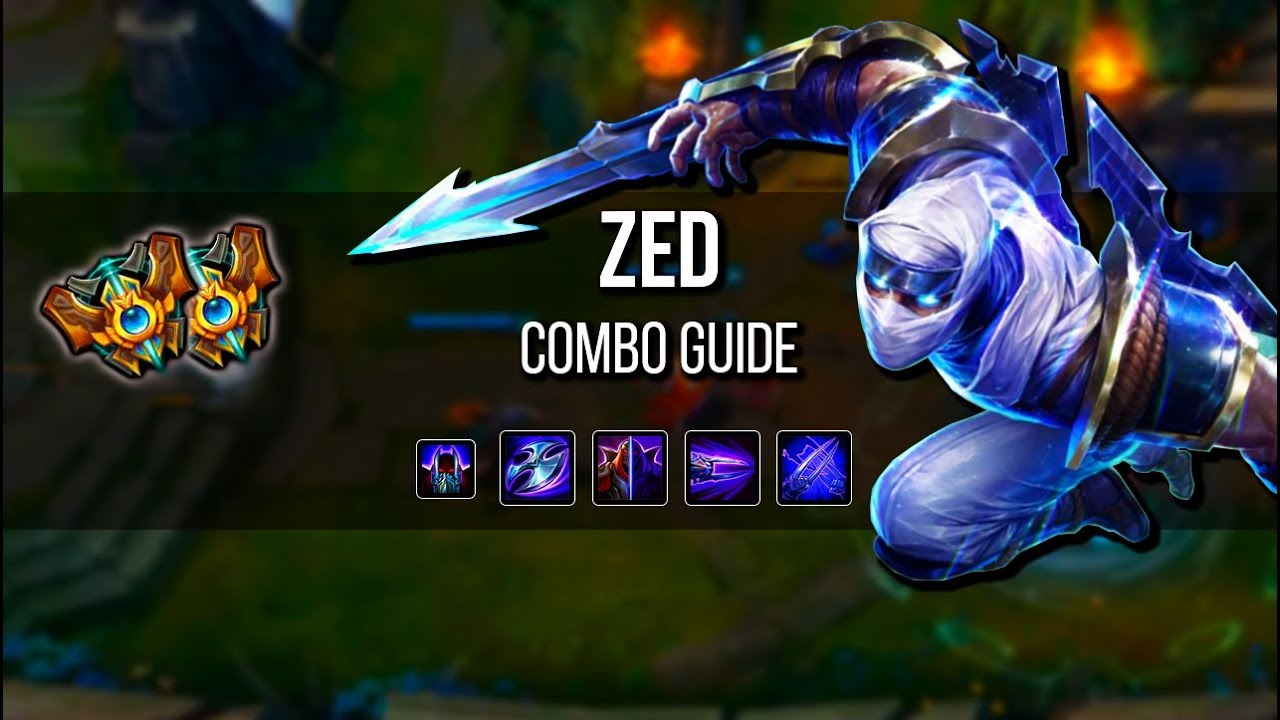 Zed Build Guide : In-Depth Zed Guide [Final] :: League of