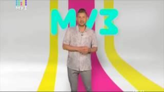 Митя Фомин - ClipYou Чарт на МУЗ-ТВ (17.08.2016)