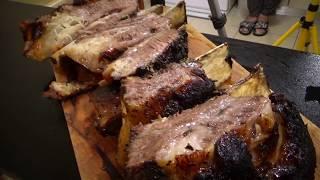 צלי אסאדו בתנור - 4 קילו אסאדו על העצם!!! קל טעים עסיסי