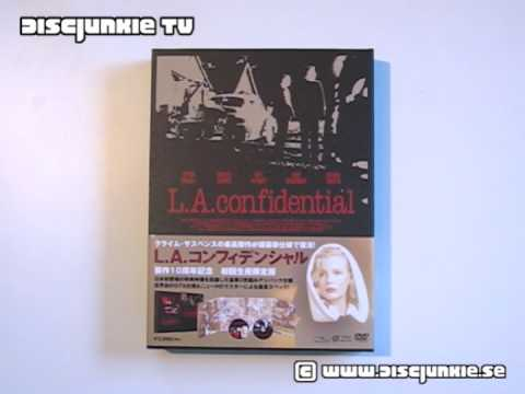 L.A. Confidential | 10th Anniversary Limited Edition | First Pressing (R2JP)