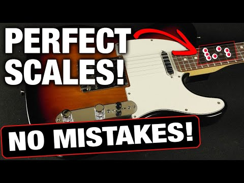 Why I will NEVER Play Another Scale! (WITHOUT THIS)