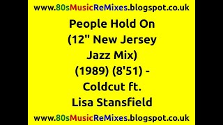 "People Hold On (12"" New Jersey Jazz Mix) - Coldcut ft. Lisa Stansfield"