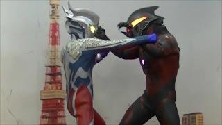 【ウルトラマンゼロ VS べリアル】おもしろ、すばらしウルトラマンオリジナルショー⑤! thumbnail