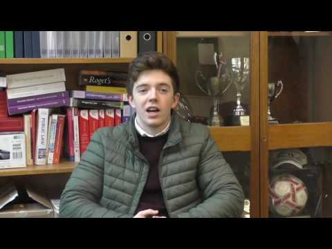 The reasons why I chose UCL Laws // Gareth Deane, LLB student