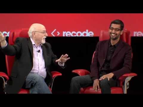 Bringing electricity to Westeros | Sundar Pichai, CEO Google | Code Conference 2016
