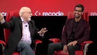 Bringing electricity to Westeros | Sundar Pichai, CEO Google | Code Conference 2016