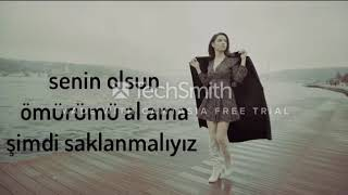 Feride Hilal Akın - Gizli Aşk (lyrics) Video