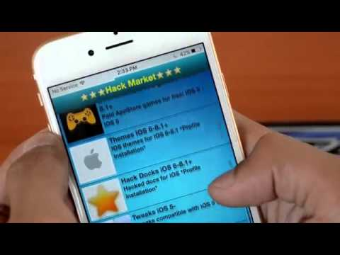 How to Install Hack Market on iOS 9 - 9 2 No Jailbreak AND Exclusive link  (Almost like Cydia)