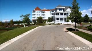 Video Driving Into Bay Harbor, MI download MP3, 3GP, MP4, WEBM, AVI, FLV Juli 2018