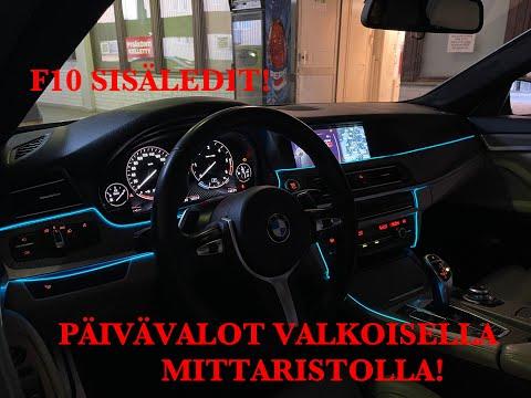 SISÄLEDIT F10, SUOMEN