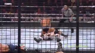 RAW Elimination Chamber 2011 Highlights