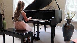 Tears at Olivia's Piano Recital