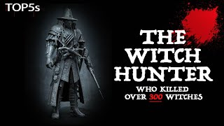 The Story of Matthew Hopkins: The Blood of 300 witches on his hands...