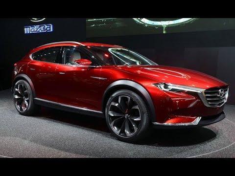 2019 Mazda CX-7 ☆ AWD Turbocharged Sporty SUV - YouTube