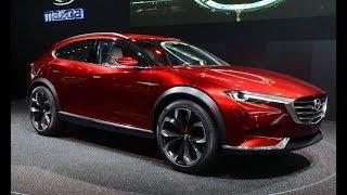 The New 2018 Mazda CX-7 ☆ AWD Turbocharged Sporty SUV