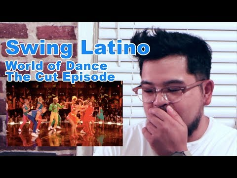 Reaction to Swing Latino: The Cuts on World Of Dance
