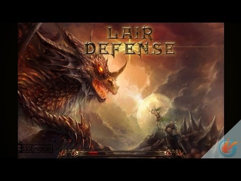Lair Defense - iPhone Game Trailer