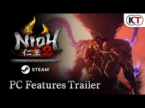 NIOH 2 - PC Features Trailer