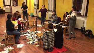Music for pieces of paper - Officina del Ritmo