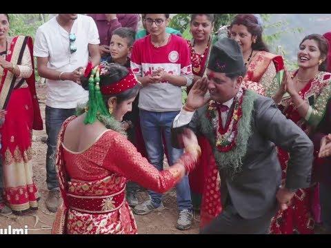 हैट एस्तो पो नाच, चैट चैट || Panche baja Gulmi Bhajnjyang