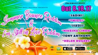 Various Artists - Summer Bounce & I'm Still In Love Riddim [Promo Mix] | Skinny Bwoy Records 2017